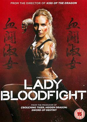 Lady Bloodfight Online DVD Rental