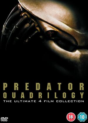 Predator Quadrilogy Online DVD Rental