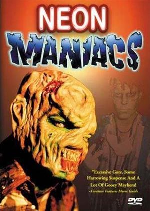 Neon Maniacs Online DVD Rental