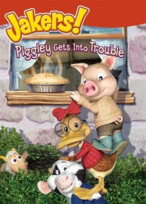 Jakers: Piggly Gets in Trouble Online DVD Rental