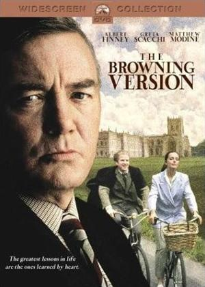Rent The Browning Version Online DVD Rental