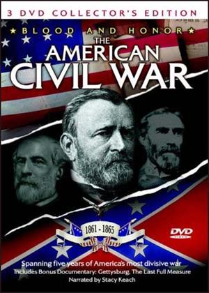 The American Civil War: Blood and Honour Online DVD Rental