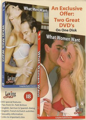 More of What Men Want and More of What Women Want Online DVD Rental