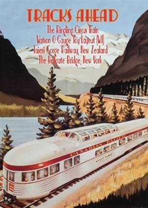 Rent Tracks Ahead: The Ringling Circus Train Online DVD Rental