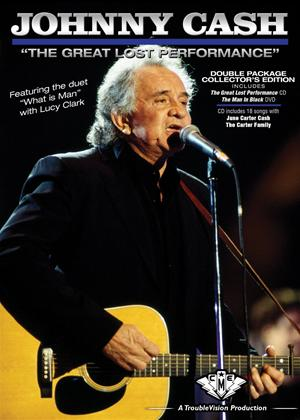 Rent Johnny Cash: The Great Lost Performances Online DVD Rental