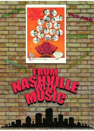 Rent From Nashville with Music Online DVD Rental