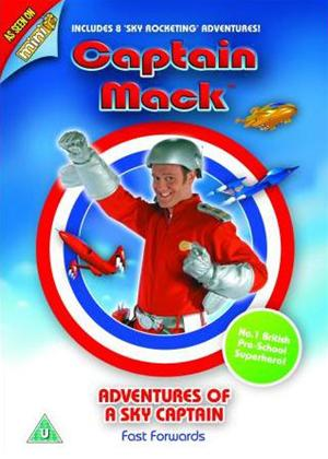 Rent Captain Mack: Adventures of a Sky Captain: Fast Forwards Online DVD Rental