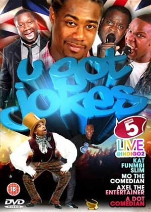 U Got Jokes: Vol.5 Online DVD Rental