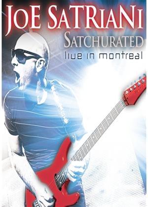 Joe Satriani: Satchurated: Live in Montreal Online DVD Rental