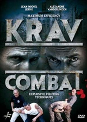 Rent Krav Combat Explosive Fighting Techniques Online DVD Rental