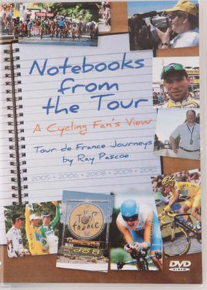 Rent Notebooks from the Tour: A Cycling Fan's View Online DVD Rental