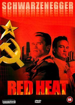 Rent Red Heat Online DVD Rental