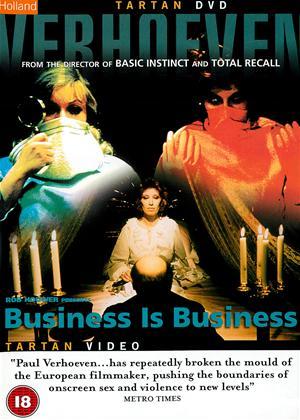 Rent Business Is Business (aka Wat zien ik) Online DVD & Blu-ray Rental