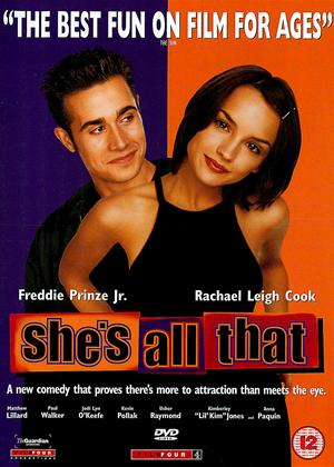 Rent She's All That Online DVD Rental
