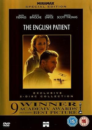 Rent The English Patient Online DVD & Blu-ray Rental