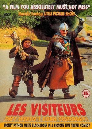 Les Visiteurs Online DVD Rental