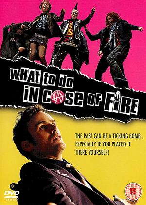 Rent What to Do in Case of Fire (aka Was tun, wenn's brennt?) Online DVD Rental