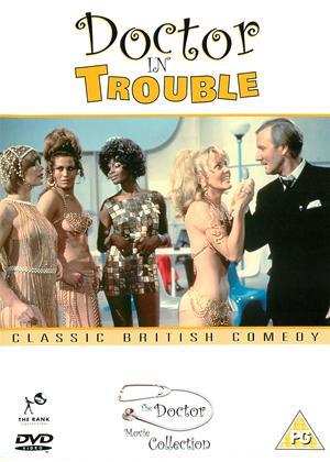 Rent Doctor in Trouble Online DVD & Blu-ray Rental