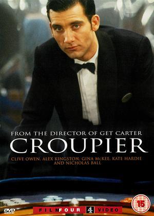 Rent Croupier Online DVD Rental