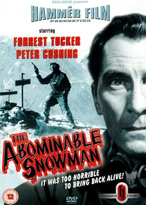 Rent The Abominable Snowman Online DVD Rental