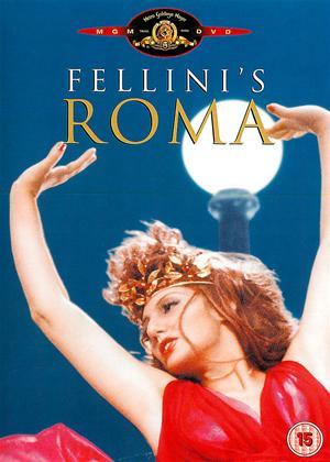 Rent Roma (aka Fellini's Roma) Online DVD Rental