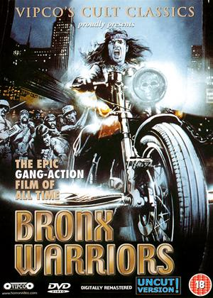 Rent Bronx Warriors Online DVD Rental