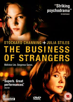 Rent The Business of Strangers Online DVD & Blu-ray Rental