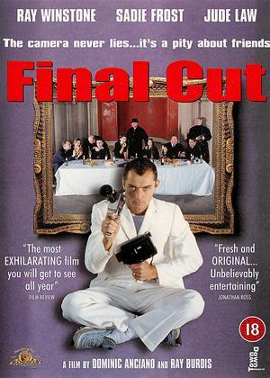 Rent Final Cut Online DVD Rental