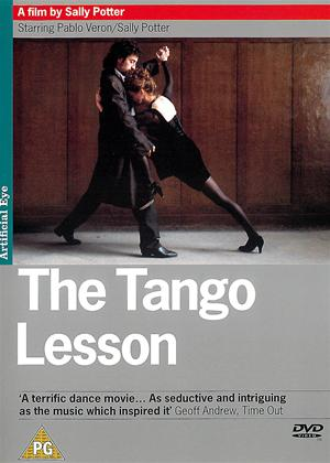 Rent The Tango Lesson Online DVD Rental