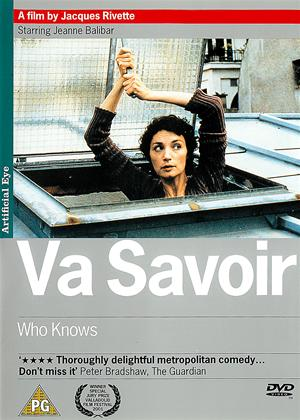 Rent Who Knows (aka Va Savoir) Online DVD Rental
