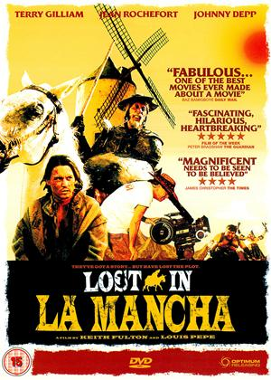 Rent Lost in La Mancha Online DVD & Blu-ray Rental