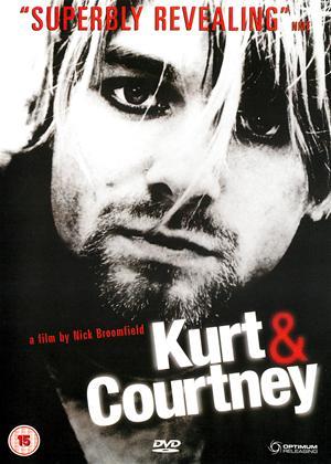 Rent Kurt and Courtney Online DVD & Blu-ray Rental