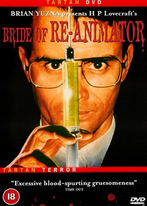 Rent Bride of Re-Animator Online DVD & Blu-ray Rental