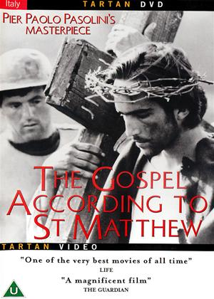 Rent The Gospel According to St. Matthew (aka Il Vangelo Secondo Matteo) Online DVD & Blu-ray Rental