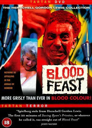Rent Blood Feast Online DVD & Blu-ray Rental