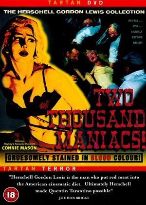 Rent Two Thousand Maniacs! Online DVD Rental