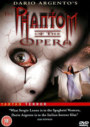 Rent The Phantom of the Opera (aka Il fantasma dell'opera) Online DVD Rental