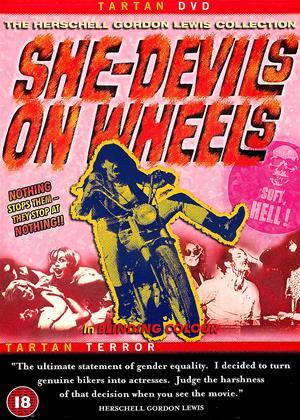 Rent She-Devils on Wheels Online DVD & Blu-ray Rental