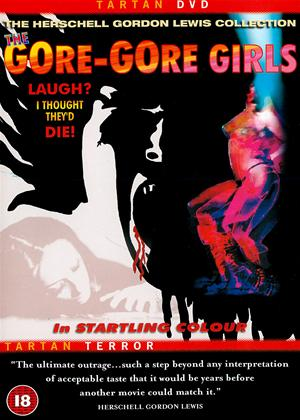 Rent The Gore Gore Girls Online DVD Rental