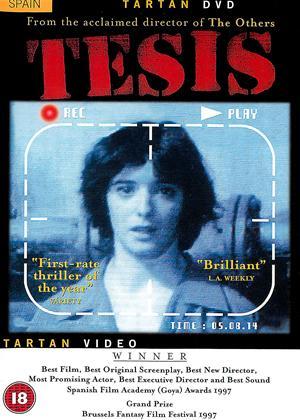 Rent Tesis (aka Thesis) Online DVD & Blu-ray Rental