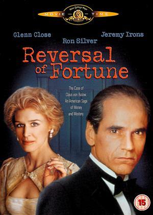 Rent Reversal of Fortune Online DVD & Blu-ray Rental