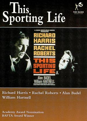 Rent This Sporting Life Online DVD Rental