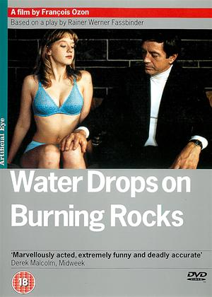 Rent Water Drops on Burning Rocks (aka Gouttes d'eau sur pierres brulantes) Online DVD & Blu-ray Rental