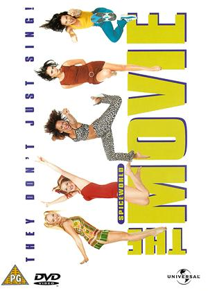 Rent Spiceworld: The Movie Online DVD & Blu-ray Rental