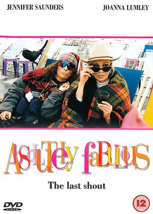 Absolutely Fabulous: The Last Shout Online DVD Rental