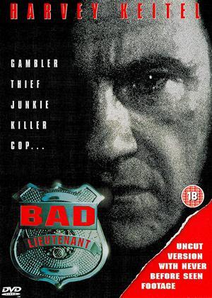 Rent Bad Lieutenant Online DVD Rental
