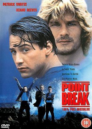 Rent Point Break Online DVD Rental