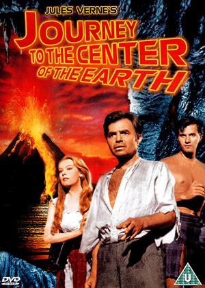 Rent Journey to the Center of the Earth Online DVD Rental