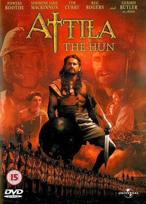 Rent Attila the Hun Online DVD Rental