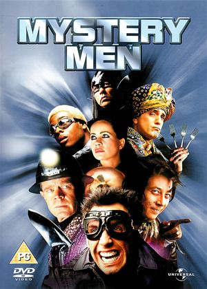 Rent Mystery Men Online DVD & Blu-ray Rental
